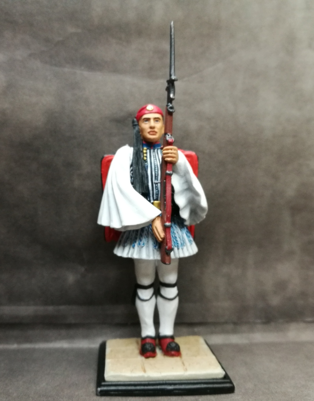 ΠεριγEvzone , Ευζωνας , προεδρικη φρουρα,ραφή εικόνας