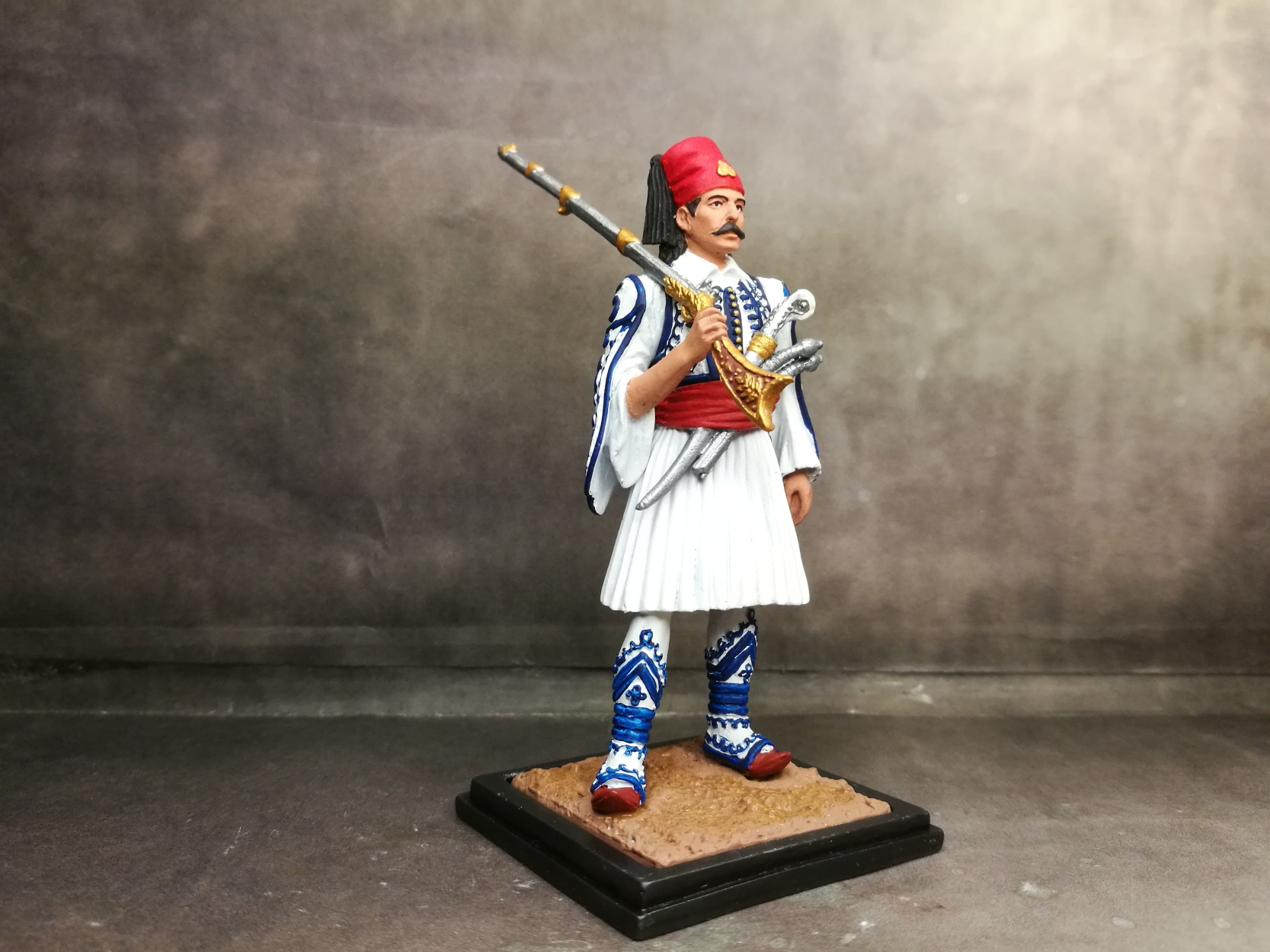 MOUNTAIN GUARD     1838  - 1854