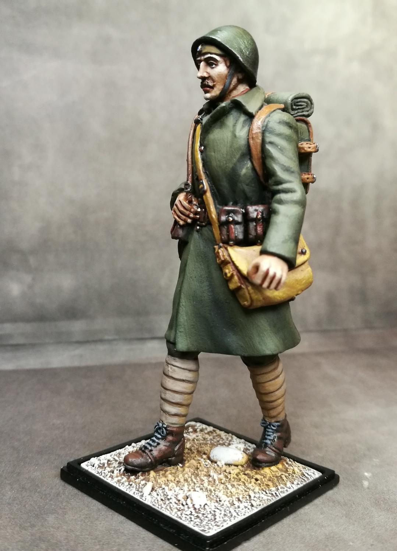 Greek soldier, 1940, WWII, Ελληνας  στρατιωτης, Οχι , Αλβανια