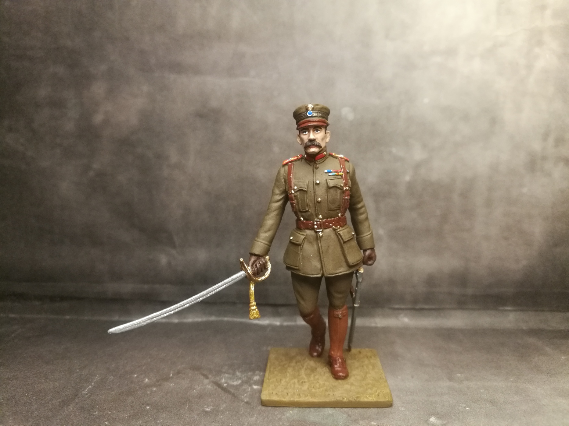 Greek officer , 1919 , Paris Parade,WWI