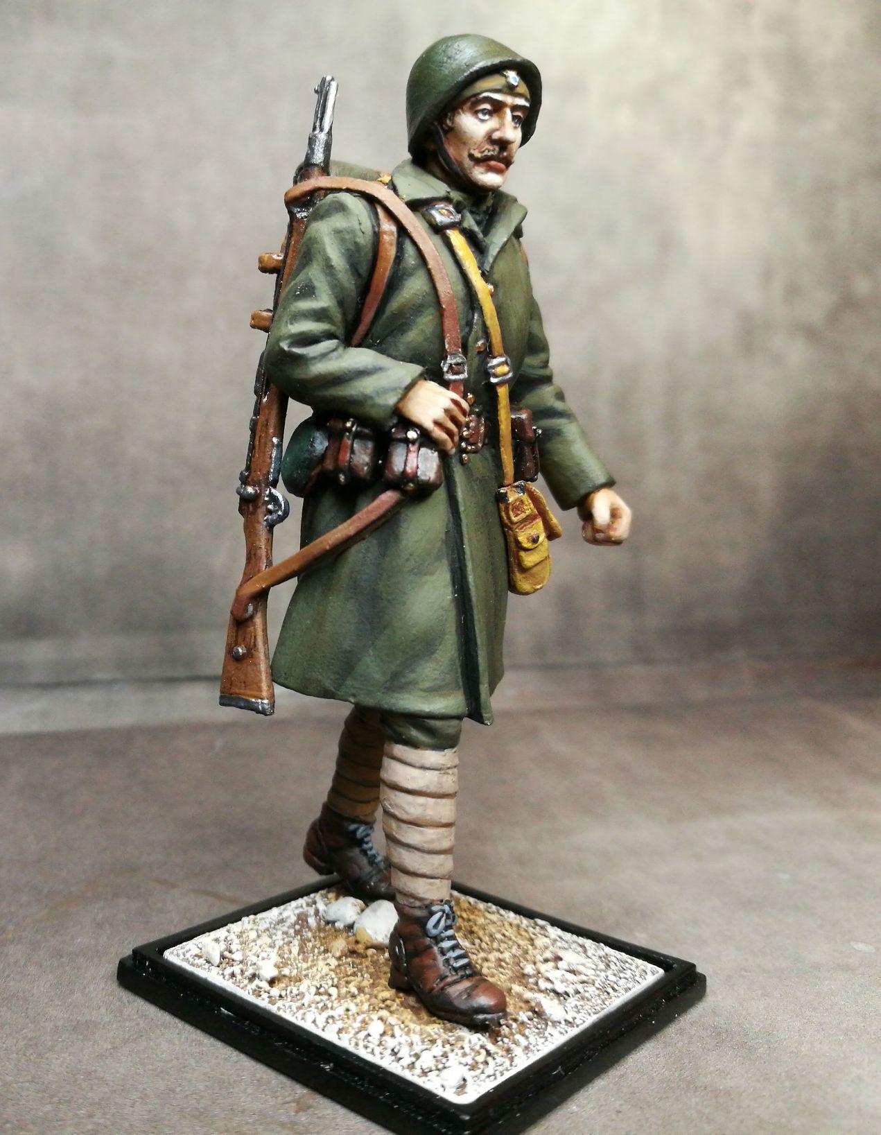 Greek soldier, 1940, WWII, Ελληνας  στρατιωτης, Οχι , Αλβανια,