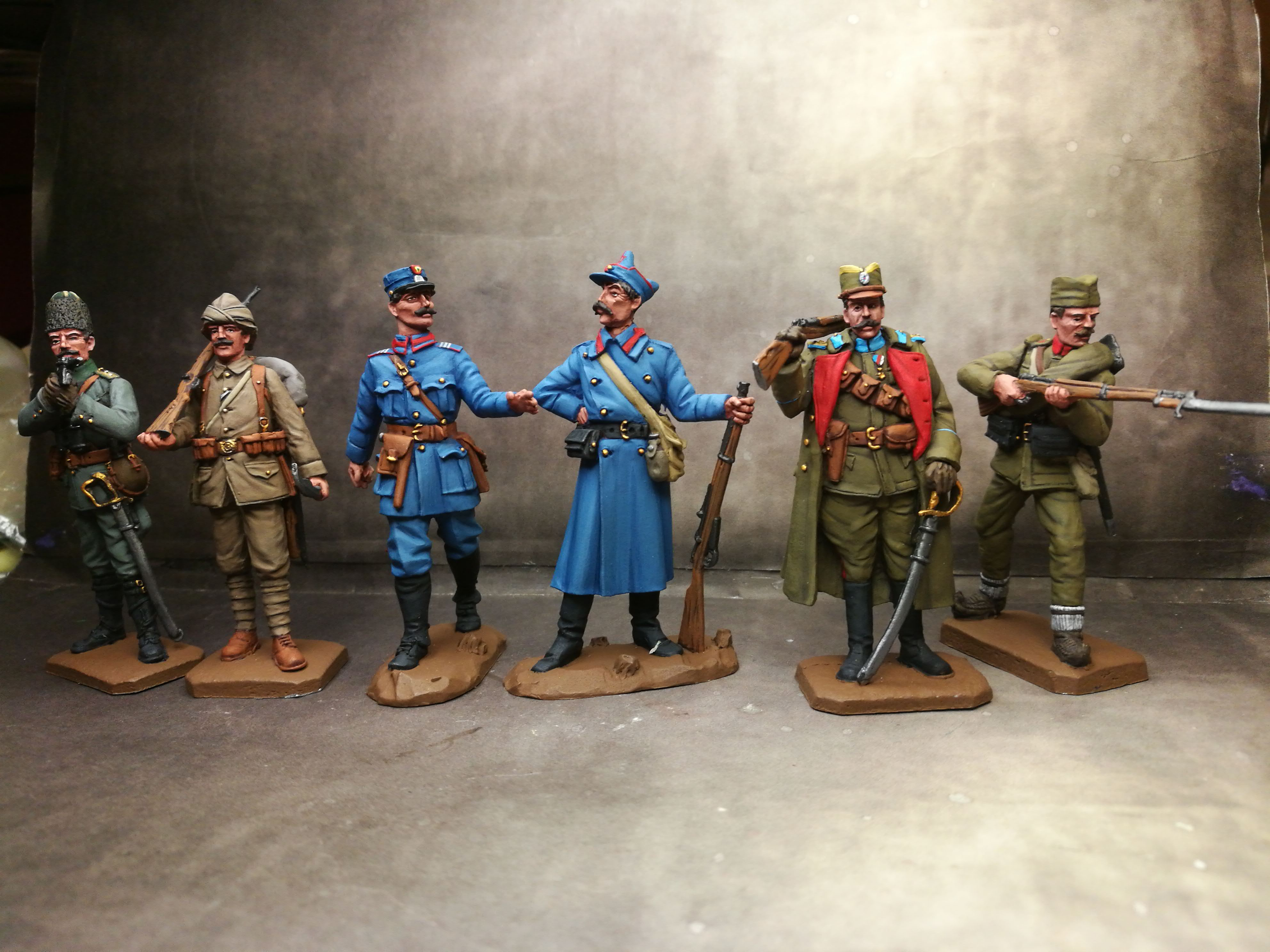 Balkan armies, Turkish army, romanian army, serbian army