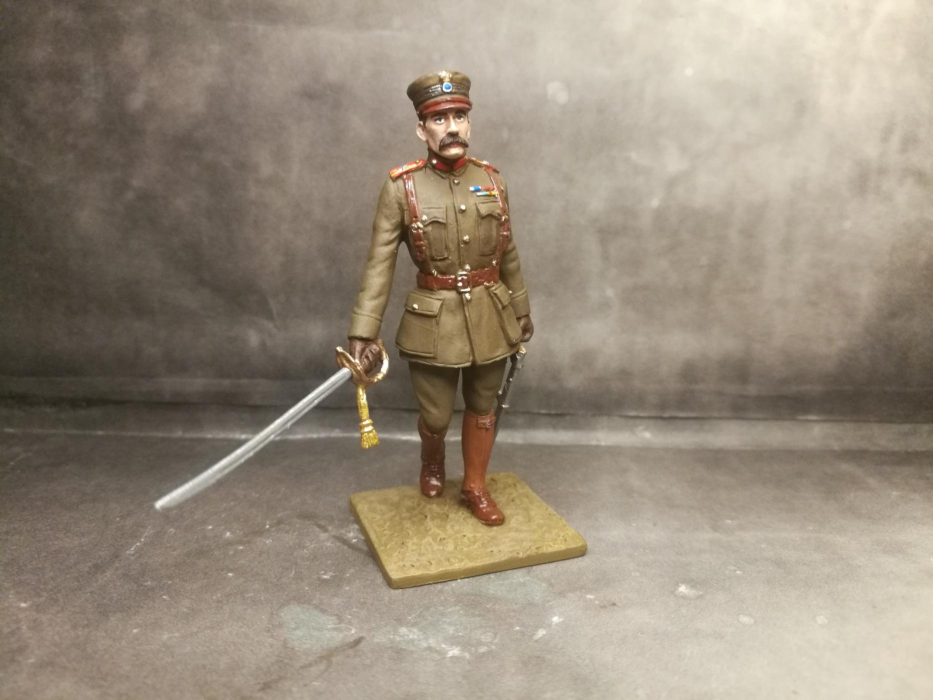Greek officer , 1919 , Paris Parade,W