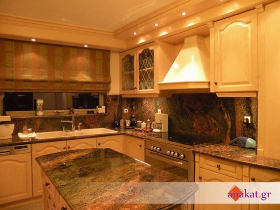 Ανακαίνιση χώρου κουζίνας