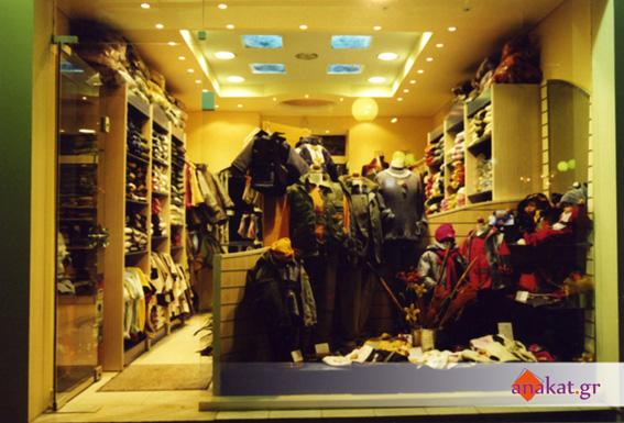 Ανακαίνιση χώρου καταστήματος ρούχων