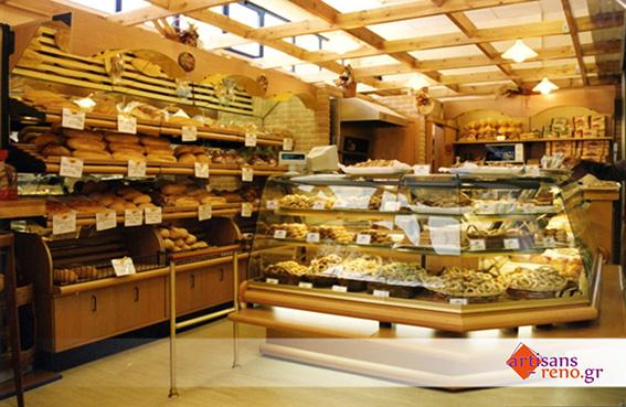 Amènagement de nouveaux espaces commerciaux,shop in shop,boulangeries,pâtisseries,...