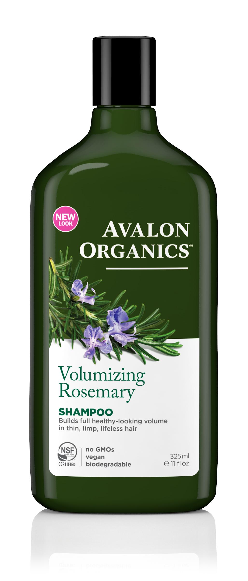 Avalon Organics Rosemary Shampoo