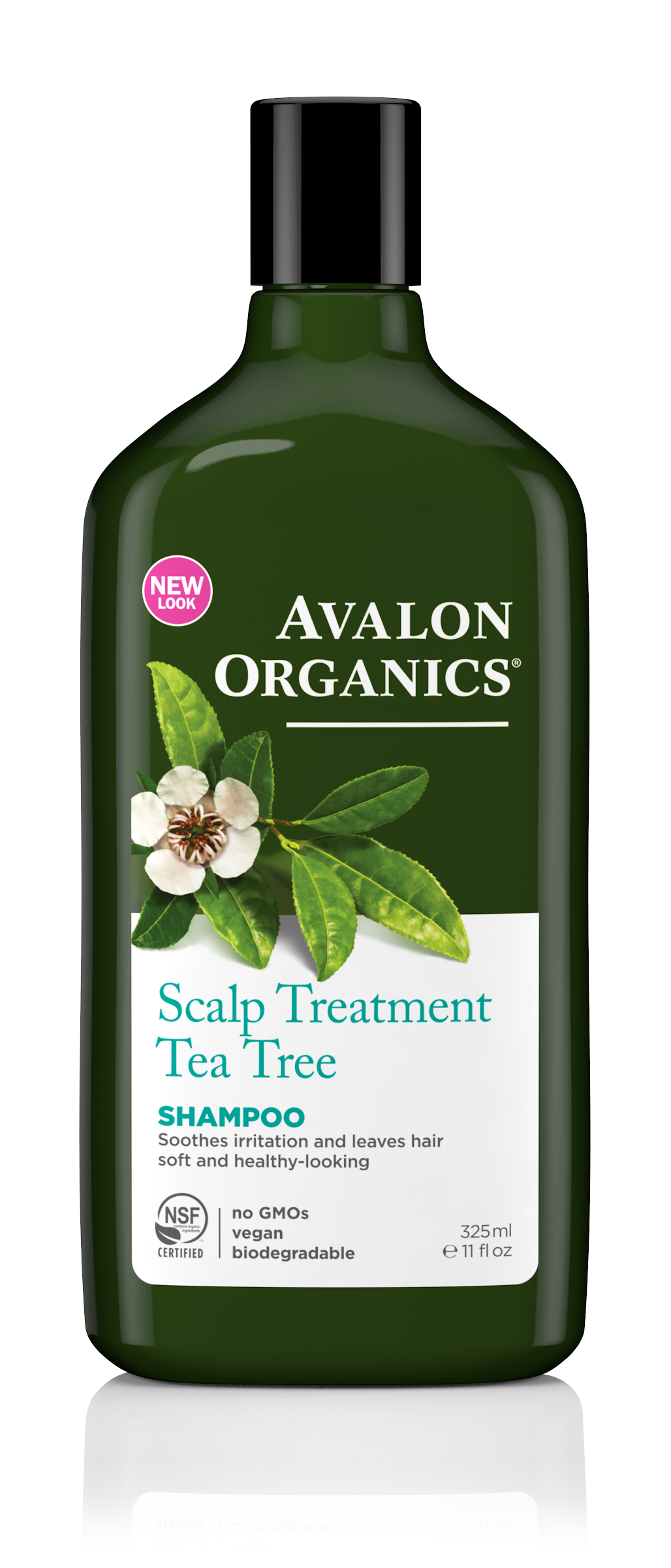 Avalon Organics Tea Tree Shampoo