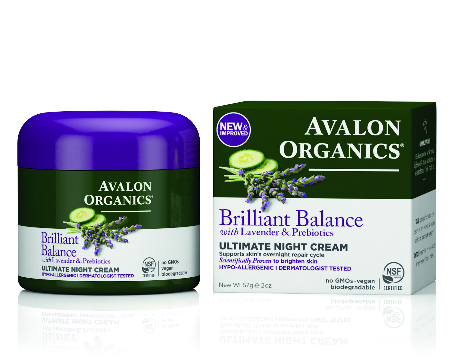 Avalon Organics Night Cream