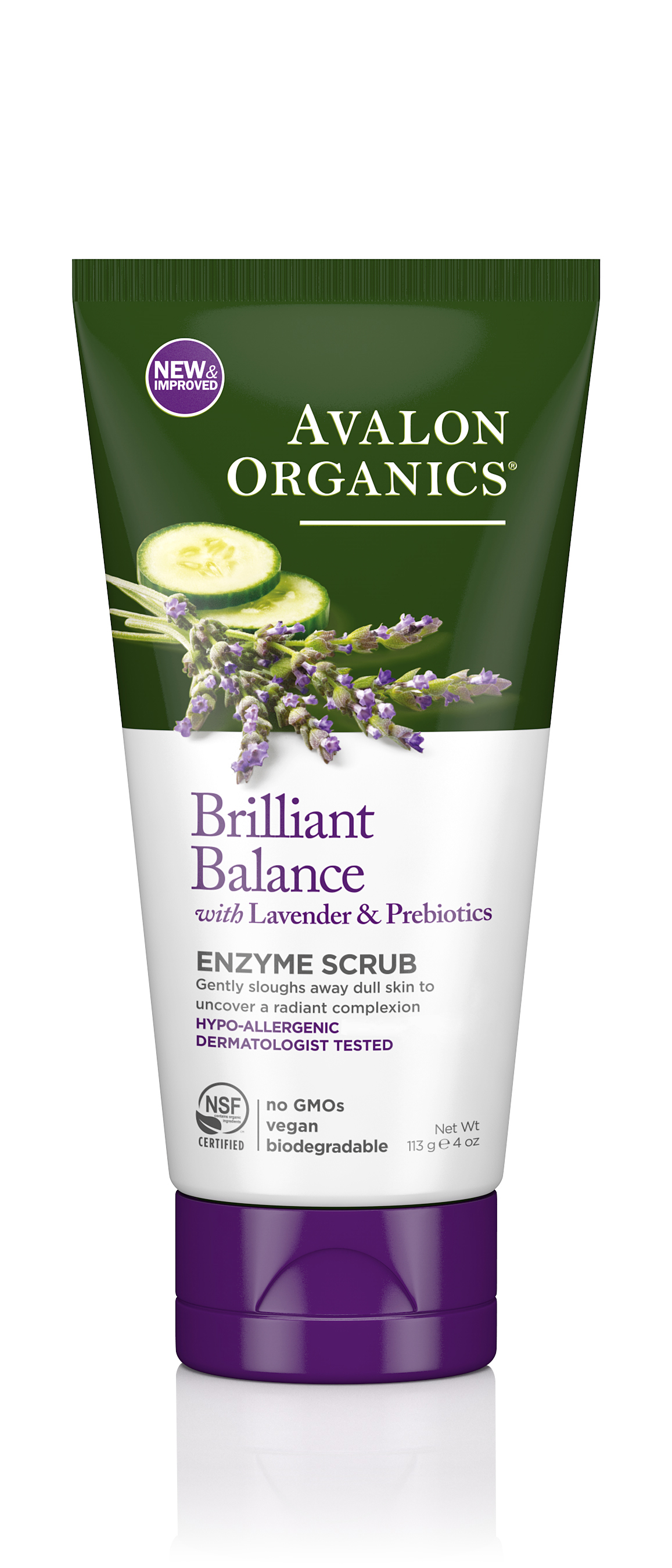 Avalon Organics Exfoliating Scrub