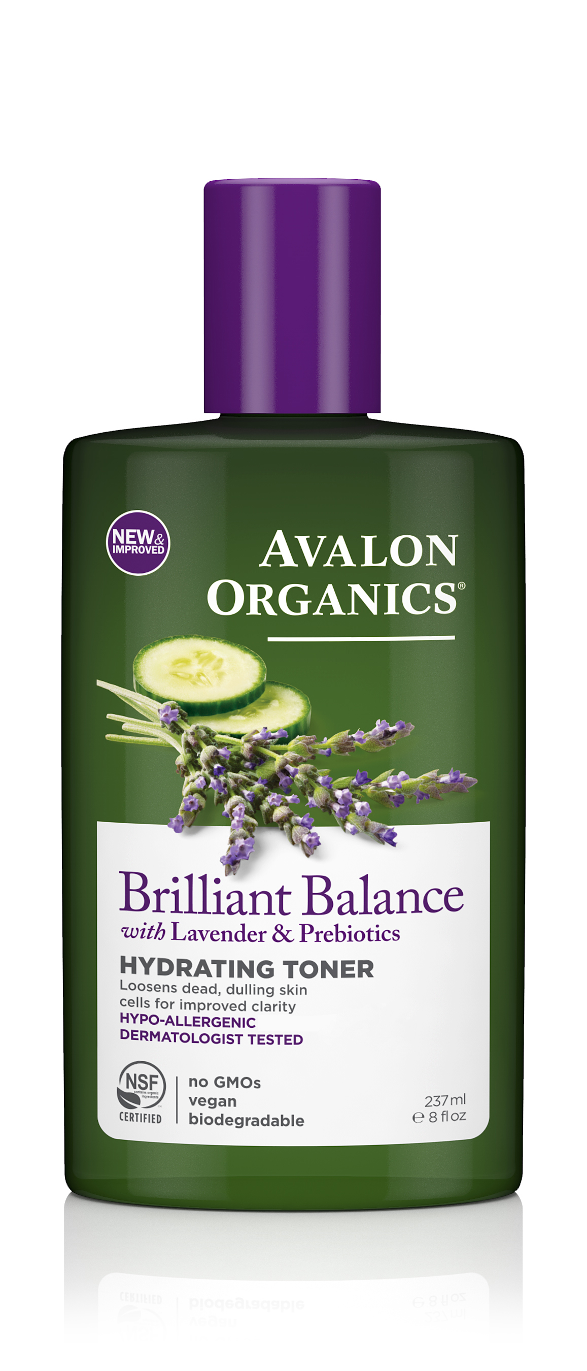 Avalon Organics Hydrating Toner 200ml