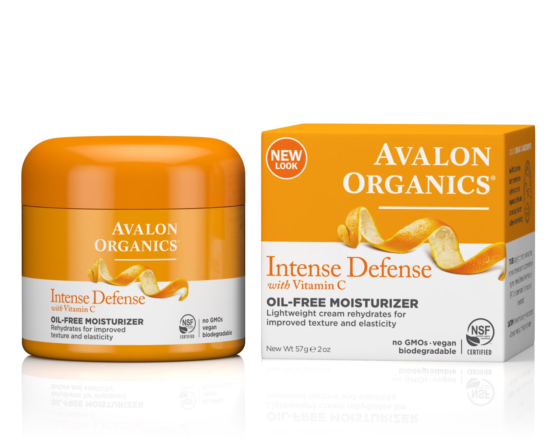 Avalon Organics Vitamin C Renewal Oil-free Moisturizer