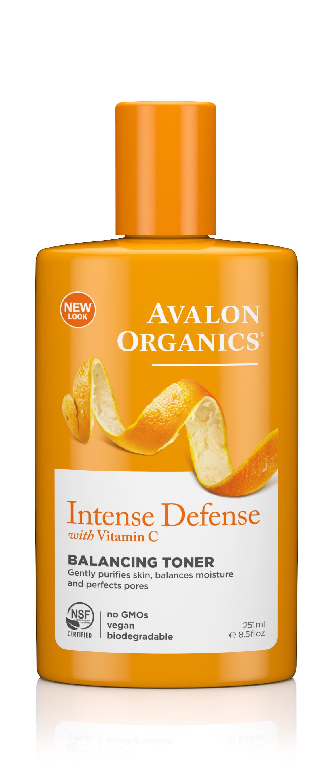 Avalon Organics Vitamin C Renewal Toner
