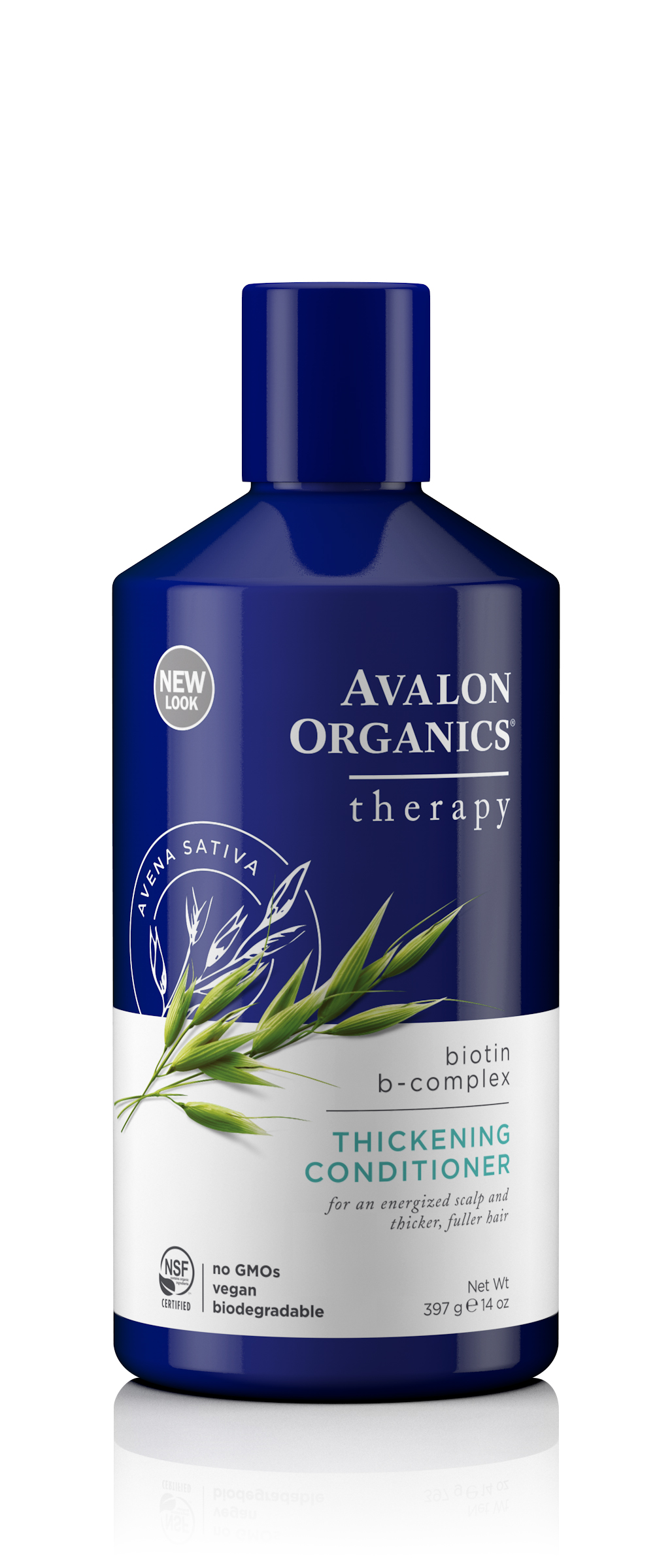 Avalon Organics BIOTIN B-COMPLEX Conditioner 395ml