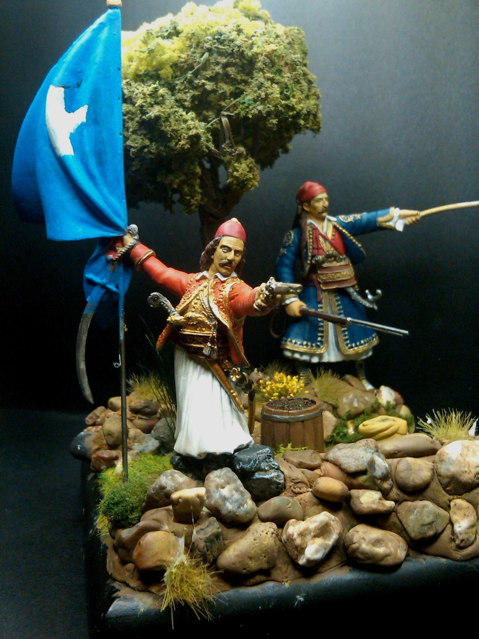 Greek revolution, 1821, war of Independence,