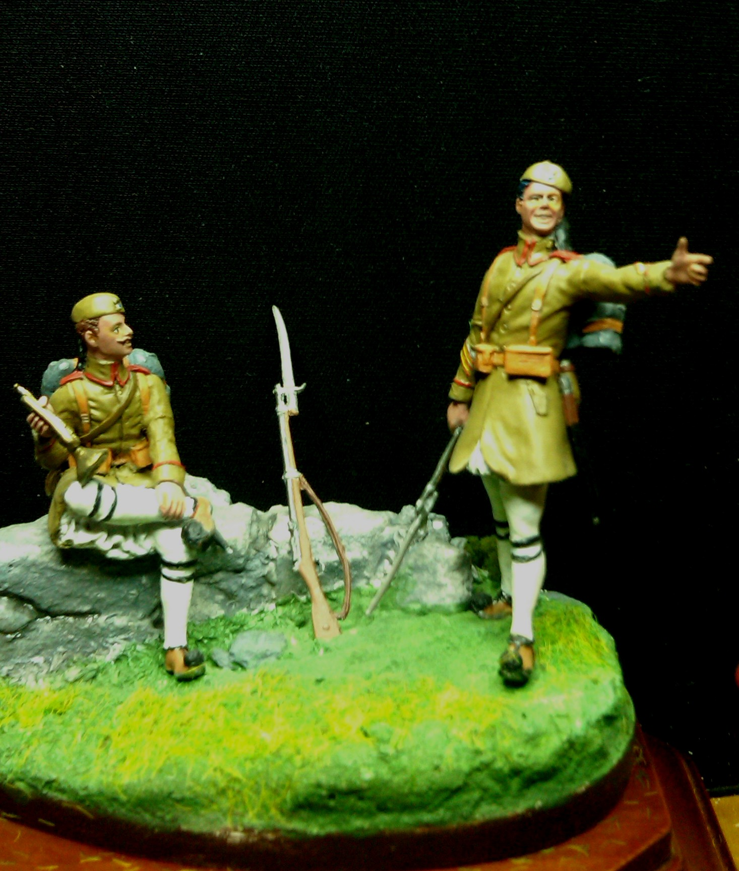 ΕΥΖΩΝΕΣ, ΒΑΛΚΑΝΙΚΟΙ ΠΟΛΕΜΟΙ 1912 - 1913,μινιαύρα,Greekheroes,evzones,balkan wars 1912-1913,miniature,