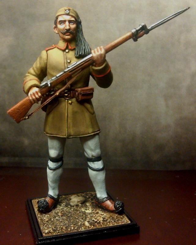 EVZONE  BALKAN  WARS  1912  -  1913