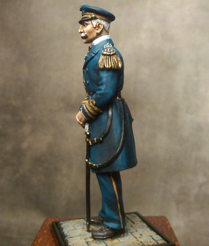 Greekheroes,admiral , PAVLOS KOUNTOURIOTIS, BALKAN WARS, 1912