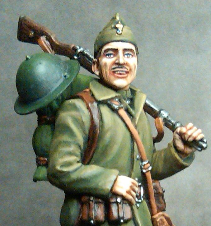 Στρατιώτης,1940,Ελληνικος Στατός, Greek Army,Greek soldier,  reek Heroes, miniatures,