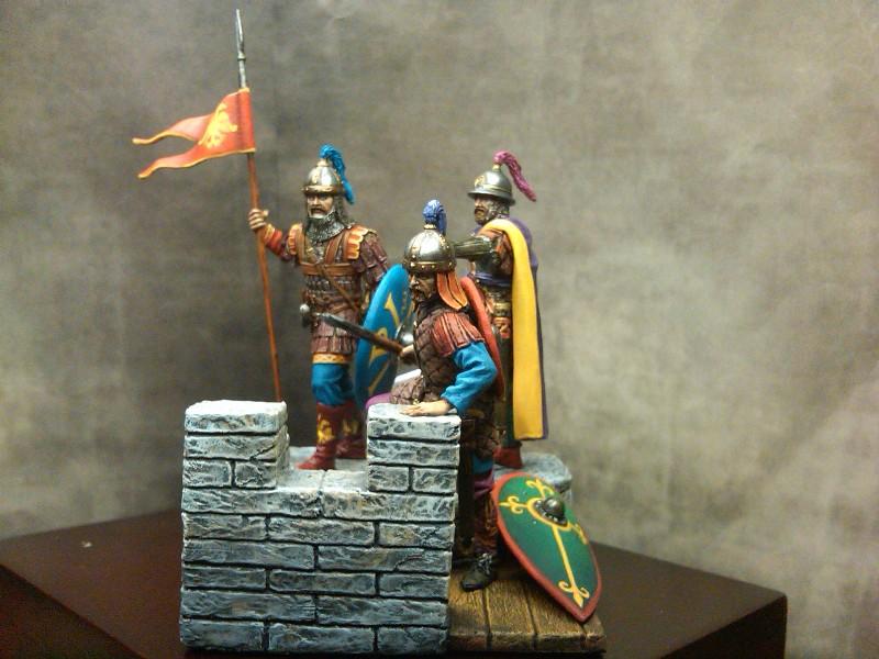Byzantine soldier, byzantine army, Greekheroes,