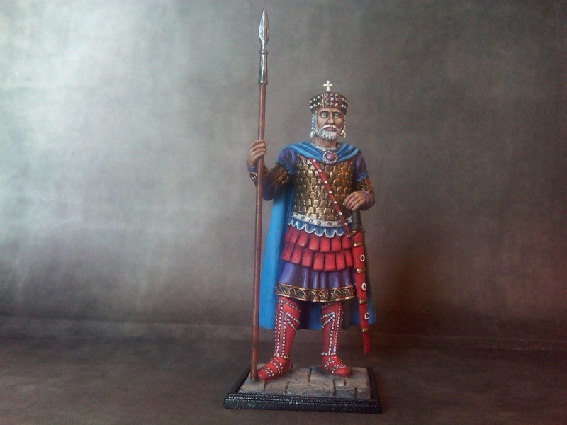 Basil II,Bulgaroktonus,Byzantine Emperor, Byzantine Army, Greek Heroes,Βουλγαροκτόνος, Βυζαντινος στρατός. Αυτοκράτωρας,Βυζάντιοεριγραφή εικόνας