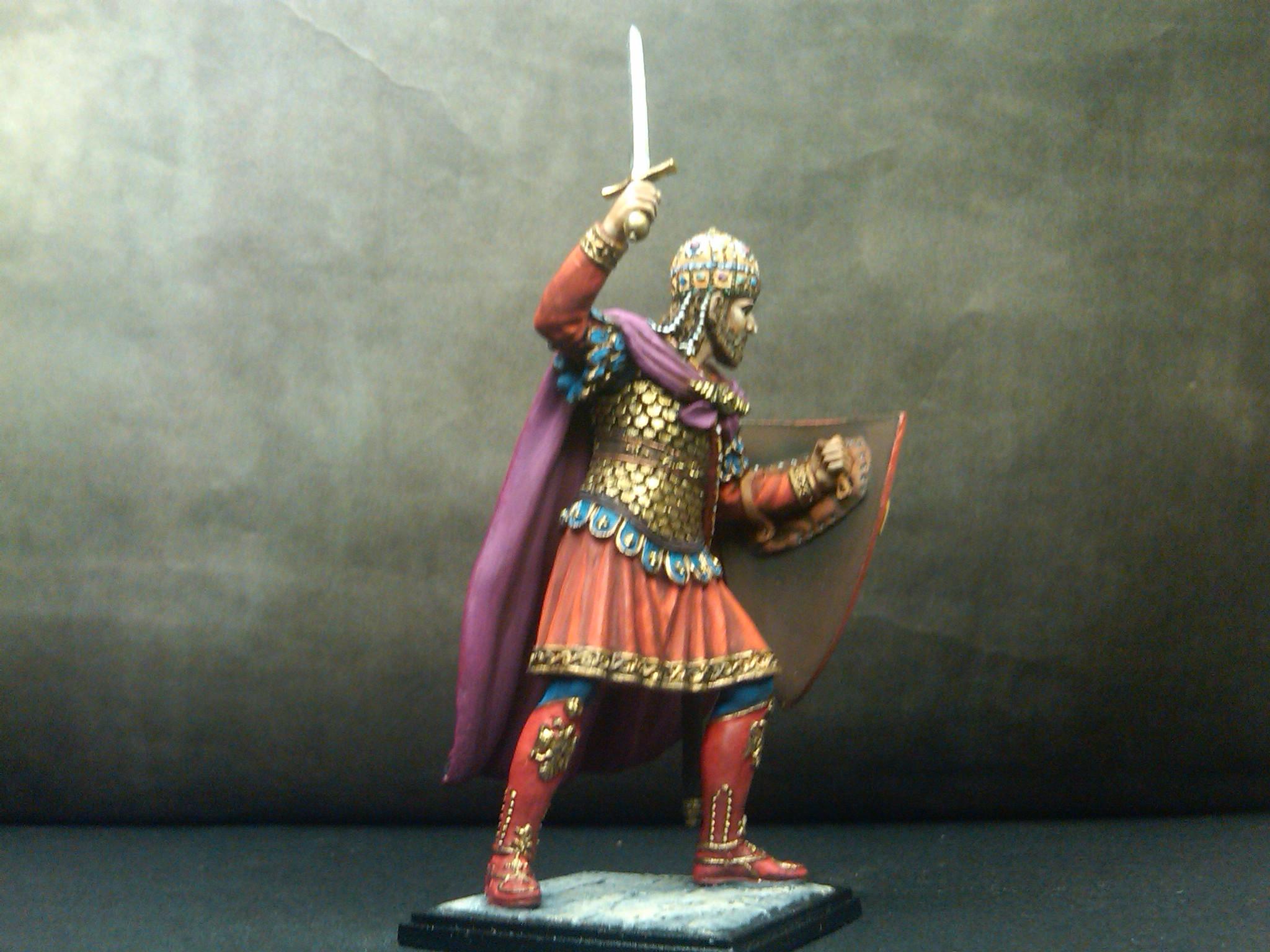 Παλαιολογος, Κωνσταντινος, μαρμαρωμενος βασιλιας, byzantine, emperor, palaiologos, byzantine army