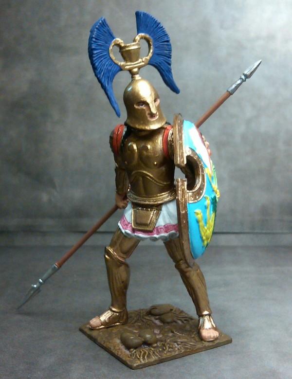 Greek Hoplite, 5th Century AD, gorgonion, corinthian helmet, ελληνας οπλίτης, γοργωνειον, Μεγαλη Ελλάδα,