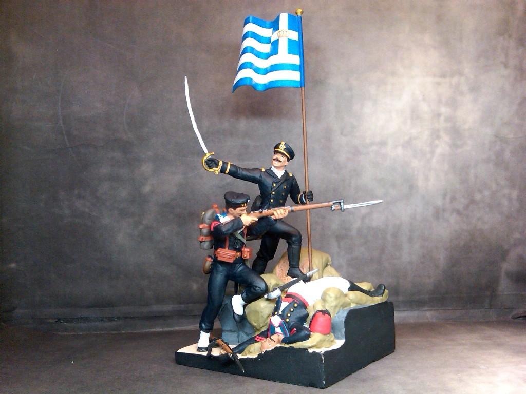balkan wars, greek navy, chios island, ναυτικο. βαλκανικοι πόλεμοι, Χίος,