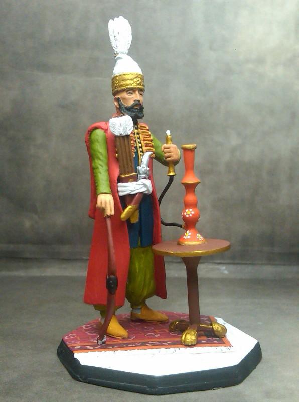 Janissary , Ottoman empire