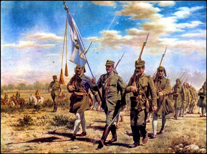 Βαλκανικοί Πόλεμοι/Greek Heroes/Balkan Wars/miniatures/