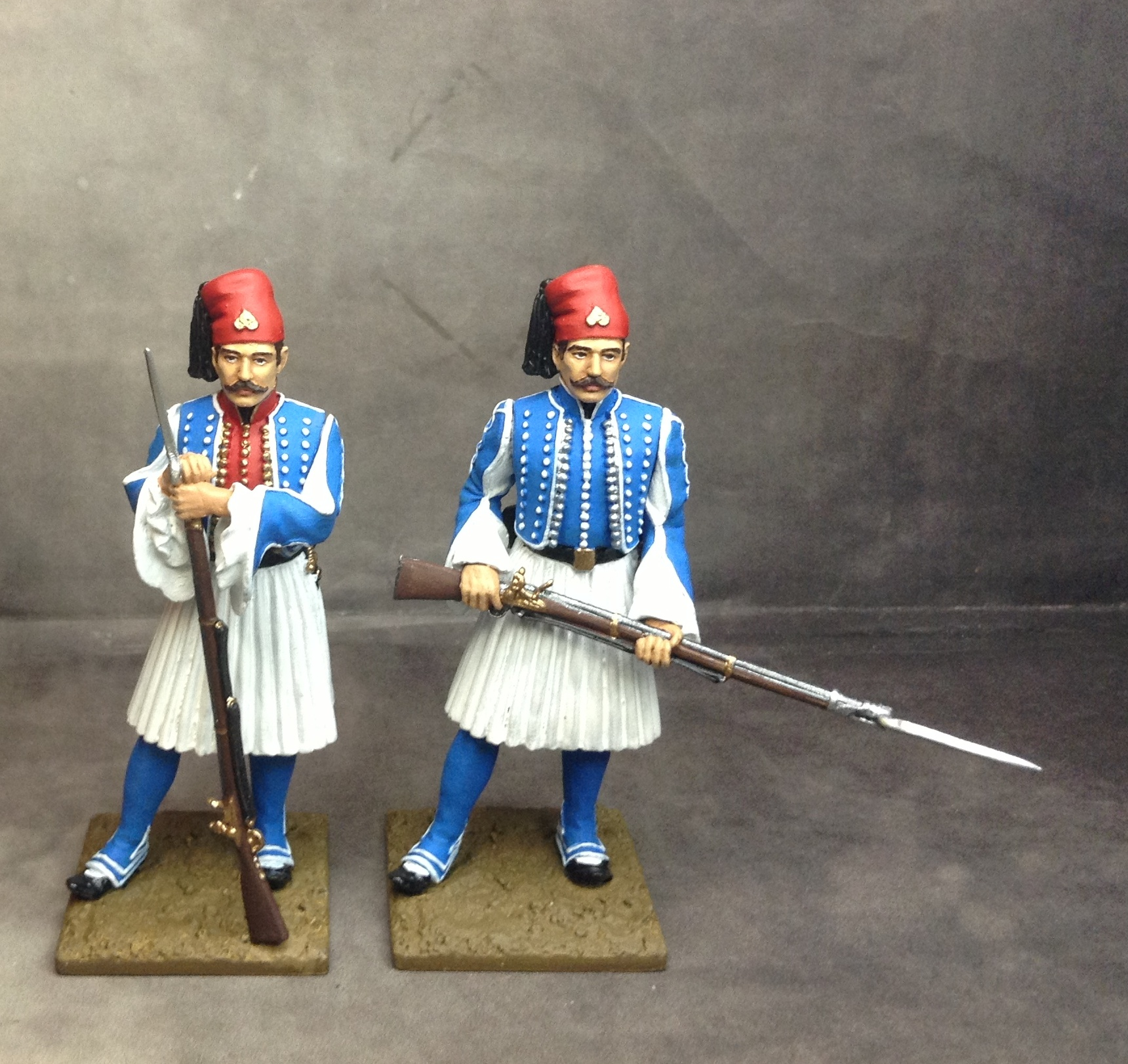 Evzone, Greek, light, Infantry, 1838, Greek army, Ευζωνας