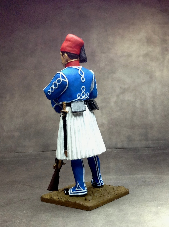 Evzone, Greek, light, Infantry, 1838, Greek army, Ευζωνας
