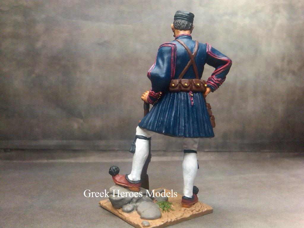 Pavlos Melas, Παυλος Μελας, Μακεδονια, Macedonia, Balkan Wars