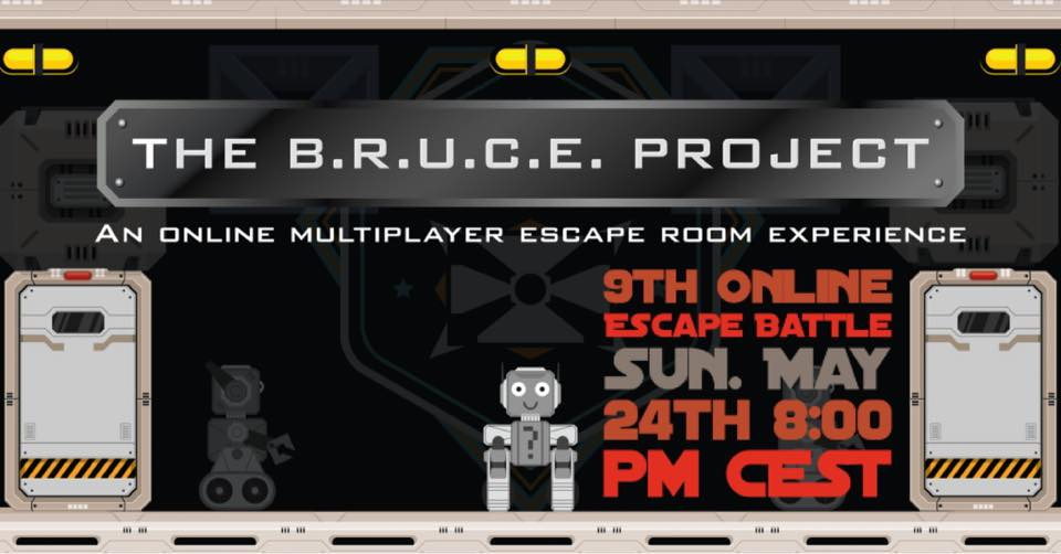 EGO-lympics: Online-Escapebattle No. IX