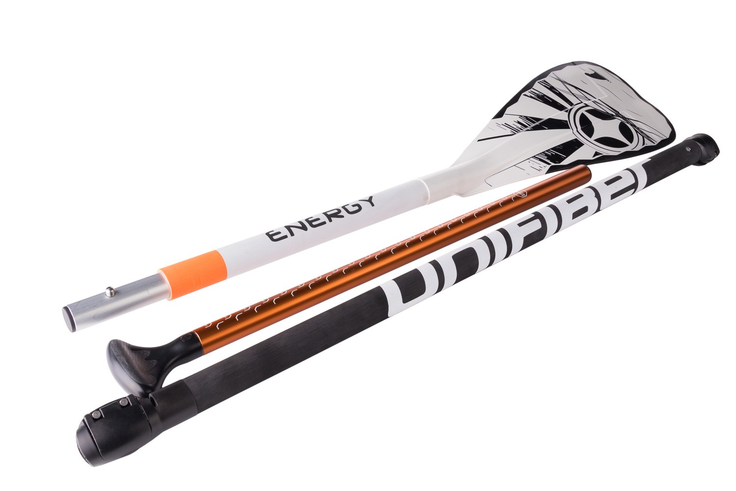 Aluminium Sup T6 Paddle 3 PC Energy 170 - 220