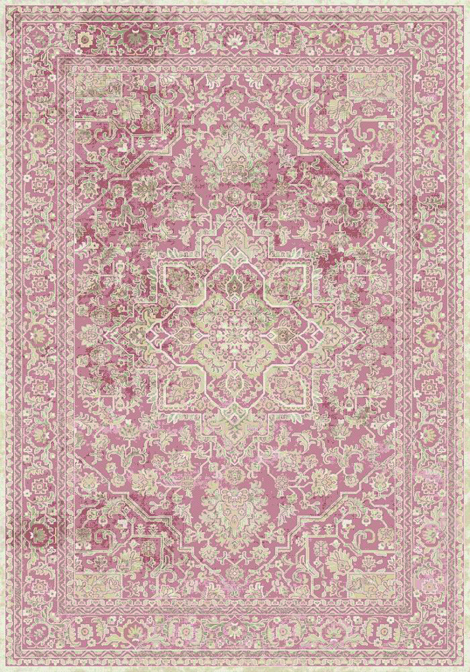 VELVET 4434/ English rose Beige