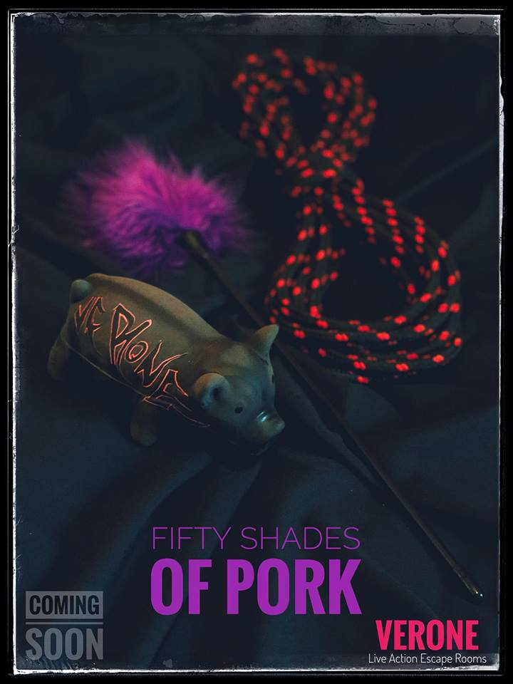 Fifty Shades Of Pork