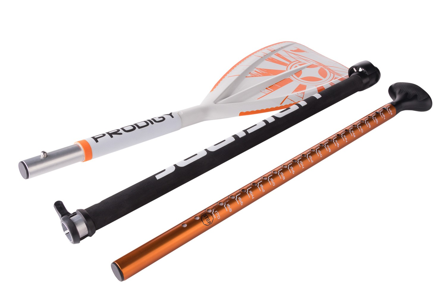 Aluminium Sup T6 Paddle 3 PC Prodigy 130 - 170