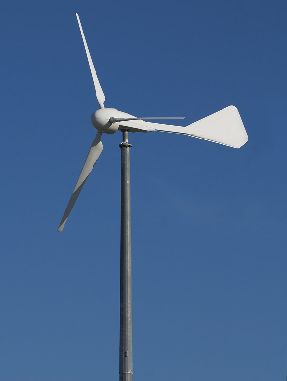 ATC Supervisor Wind Farm module and MBrick controller can monitor and control small wind turbines